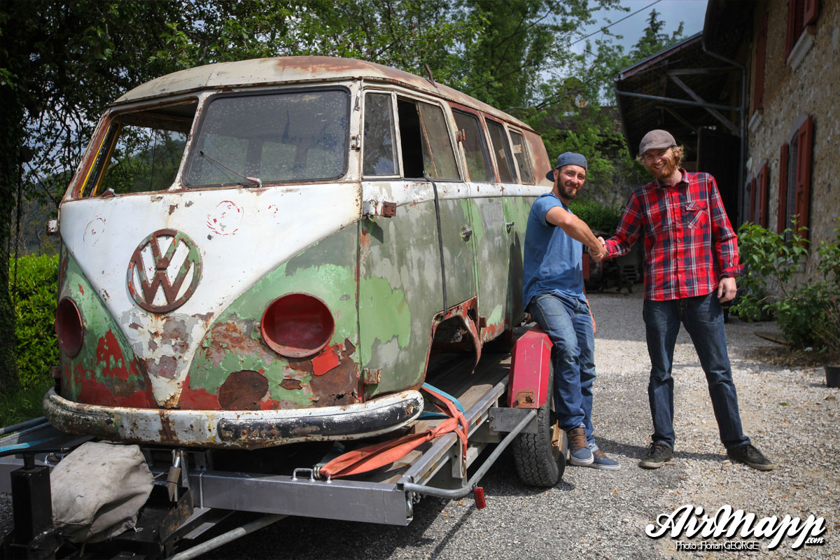 Airmapp Sold The 1952 Barndoor For An Earlier Project